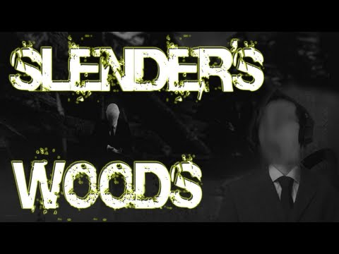 Slender's Woods | Part 1 | CABIN IN THE WOODS