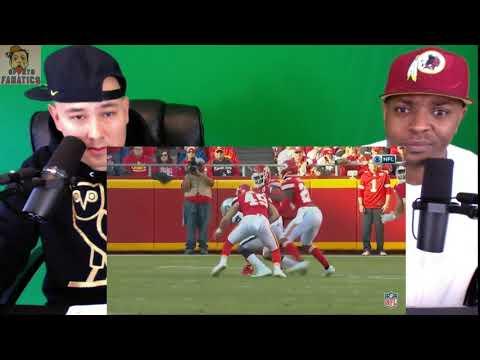 Chiefs vs Raiders | Reaction | NFL Week 14 Game Highlights