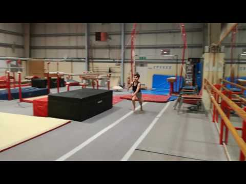 Me in action (gymnastics):-)!!!