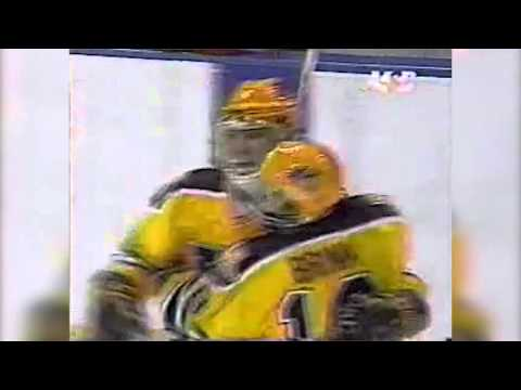 Gopher Hockey Great Moments: 1996 WCHA Championship Game