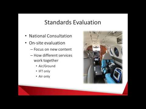 Update  Standards in Interfacility Transport of Critically Ill Neonatal Paediatric Patients