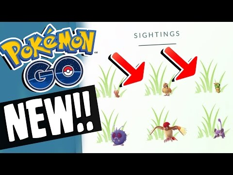 Pokemon GO UPDATE!! NEW TRACKING SYSTEM & Curve Ball Fix - High CP Evolution Gamplay