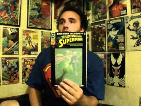 Reign of The Supermen: Prologue