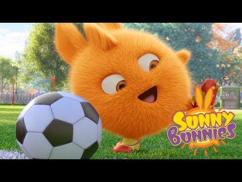 Cartoons for Children | Sunny Bunnies BUNNY WORLD CUP | Funny Cartoons For Children