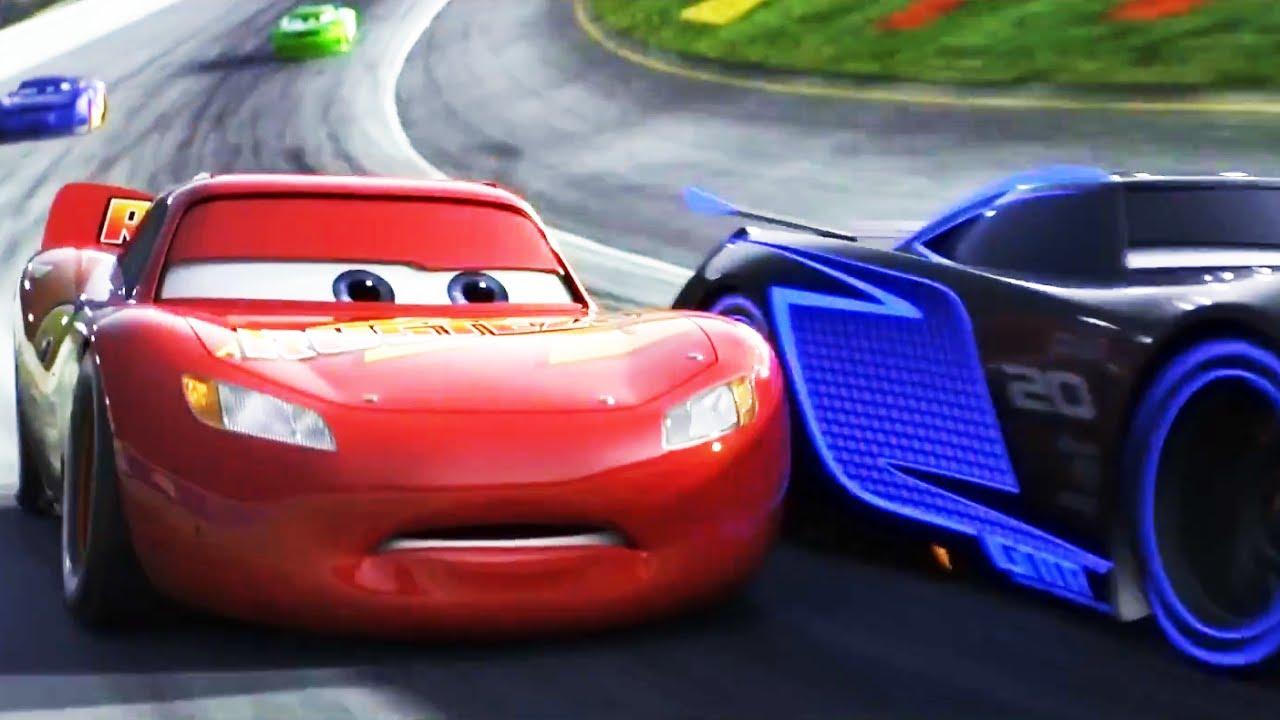 Cars  Movie Trailer Disney Pixar
