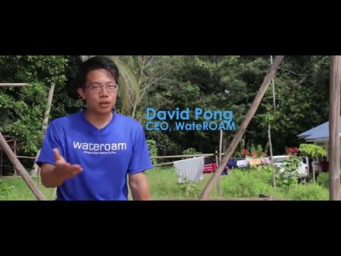 WateROAM-WorldVision Water Project in Malaysia 2015