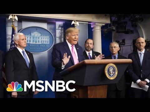Troubling Reports About Trump Administration's Coronavirus Outbreak Response - Day That Was | MSNBC