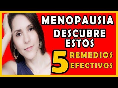 Remedios para la menopausia | Mira estos tratamientos naturales para los sintomas de la menopausia