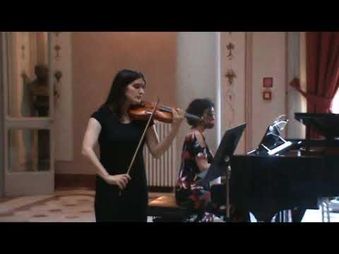 Julianna Traicoff   E. W. KORNGOLD - Concerto in D Major