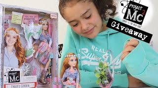 win project mc² ember evergreen hanging garden doll   tutorial   closed