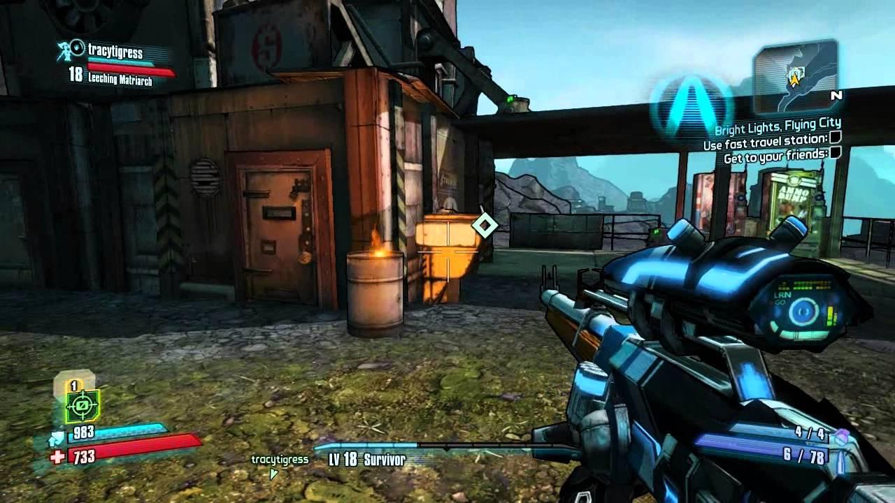 Borderlands 2 Gameplay Walkthrough Let's Play - Part 26 HD ... Borderlands 2 Walkthrough