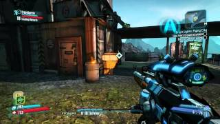 Borderlands 2 Gameplay Walkthrough Let's Play - Part 26 HD - Intense Action!