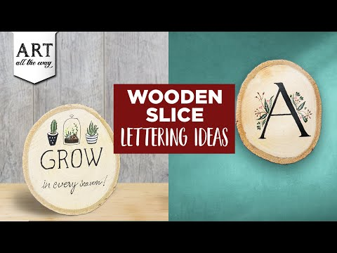 wooden-slice-lettering-ideas-|-diy-wall-decor-ideas-|-wood-slice-crafts