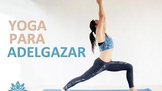 Yoga para ADELGAZAR | Todos niveles | Clase 1 completa español