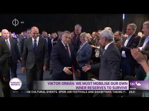 Orban: We're In A Fight For Survival