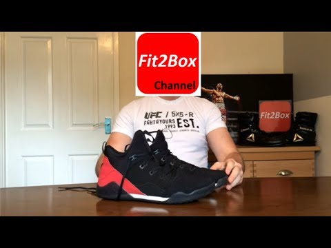 f41729d25d96 REEBOK COMBAT NOBLE BOOTS REVIEW - YouTube
