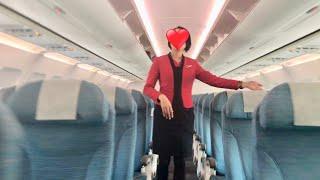 CATHAY DRAGON Experience: KA378 A320 Hong Kong to Okinawa (economy class)