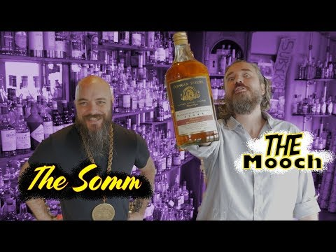 Whiskey Review: Duncan Taylor Blended Scotch Whiskey + Mead!