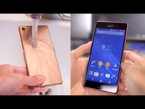 Sony Xperia Z3 - Review!