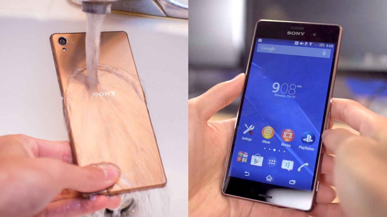 Sony xperia z3 review youtube reheart