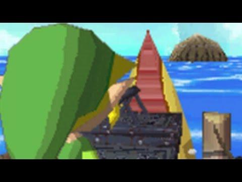 Legend of Zelda: Phantom Hourglass - Part 14 - Chest Pains