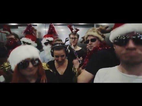 "OMI ""Cheerleader"" Lip Sync – Sony Music Germany Xmas Greetings"