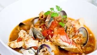Seafood Cioppino Recipe / Fisherman's Market