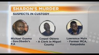 Migori governor Okoth Obado to be charged #Daybreak