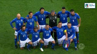 Highlights Germania-Italia 3-3 - Azzurri Legends