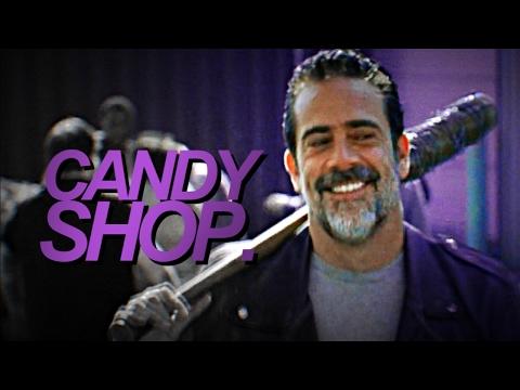 Negan | Candy Shop