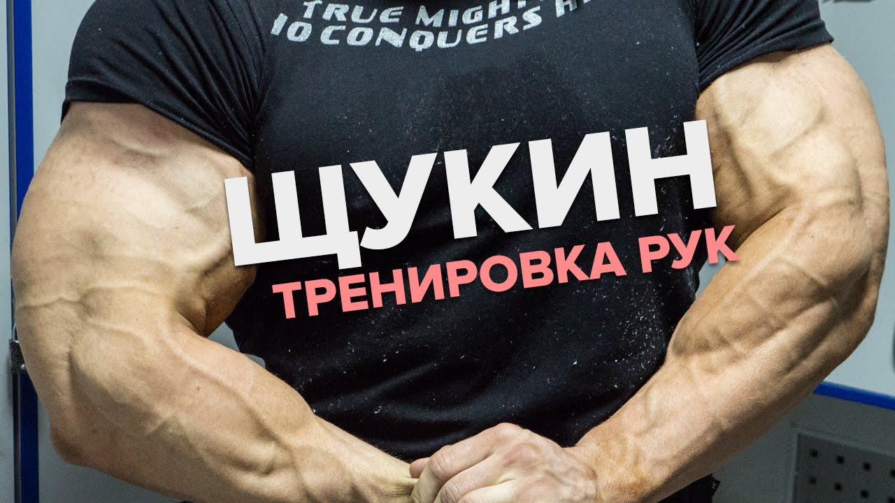 Тренировка рук. Щукин Александр