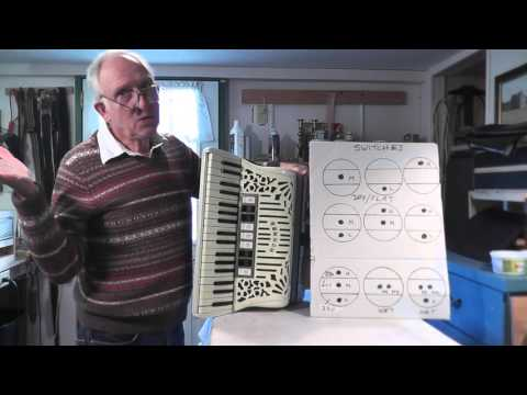 Accordion tuning table Part 2 - How to tune an accordion