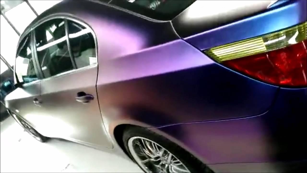 street cool car wrap - YouTube