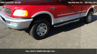 1998 Ford F250 Standard; XL; XLT; Lariat - for sale in Sewell, NJ 08080