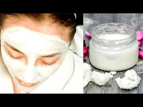 Coconut Oil Can Make You Look 10 Years Younger If You Use It For 2 Weeks!