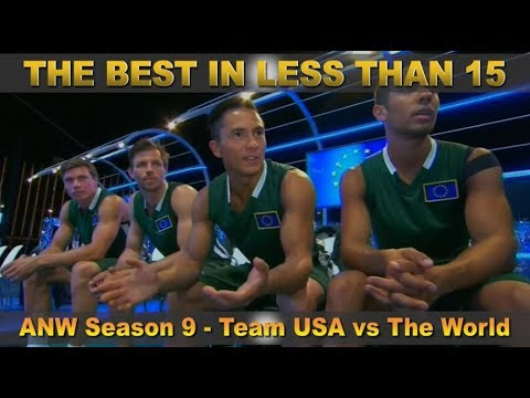 ANW: Team USA Vs The World (The Best In Less Than 15)