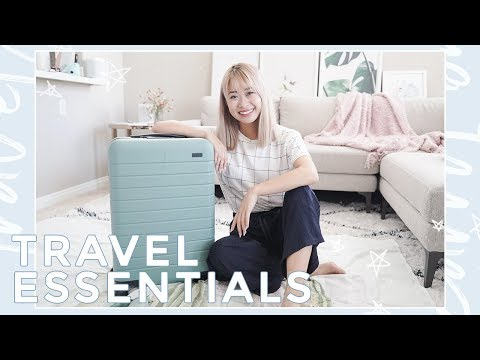 What's In My Carry On? | Travel Essentials + Packing ✈️