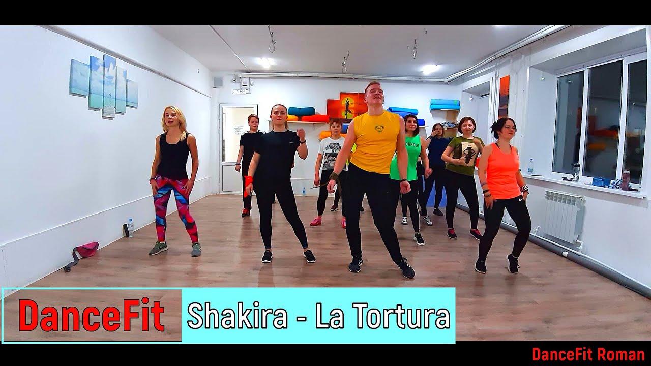 Shakira - La Tortura@DanceFit
