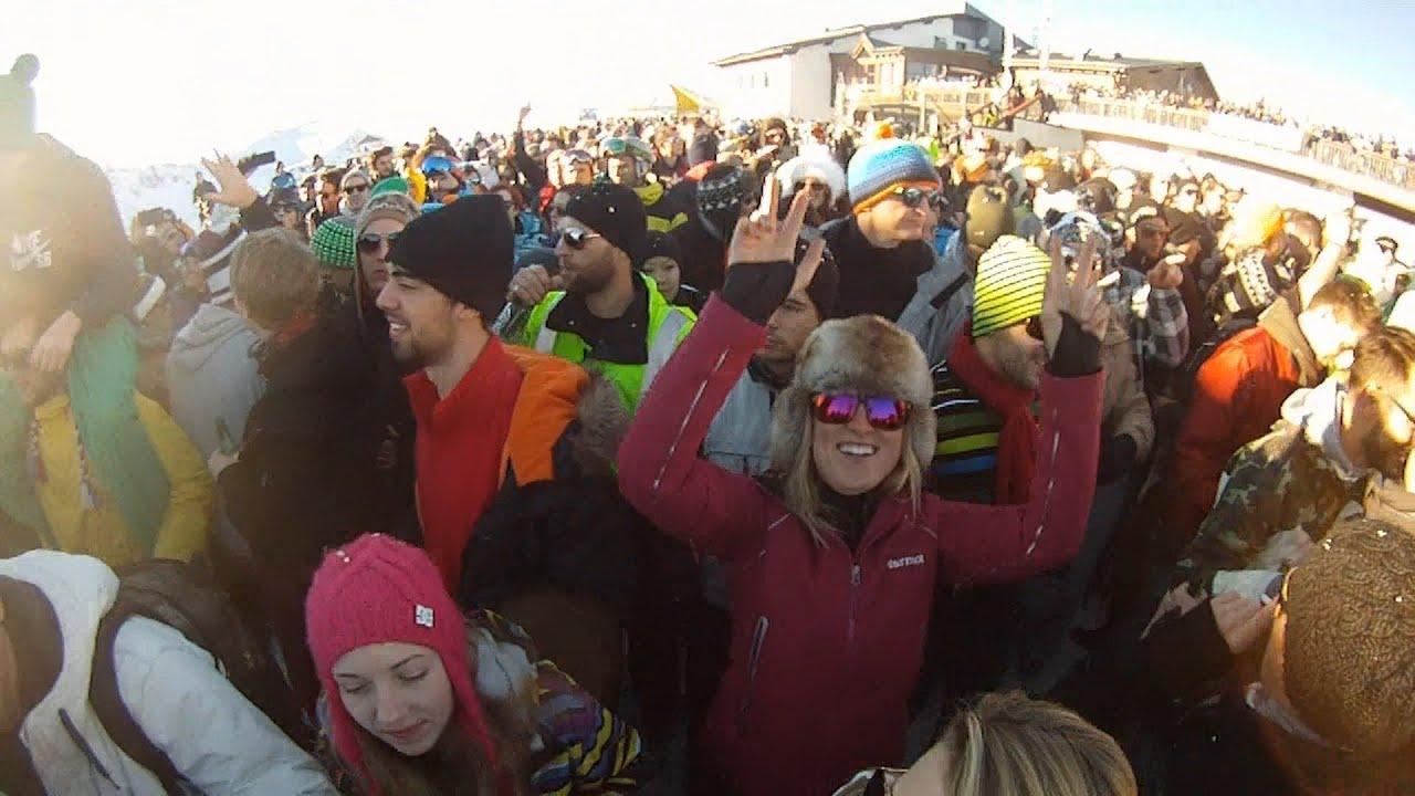 Rave on snow 2013 saalbach webcam
