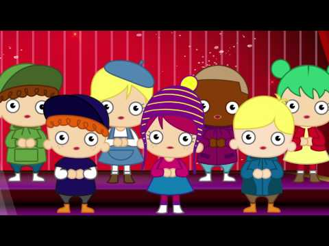 LE TAGLIATELLE DI NONNA PINA - Canzoni per bambini