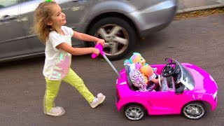 Cry Baby Dolls by Cry Babies Pretend Play with toys for girl