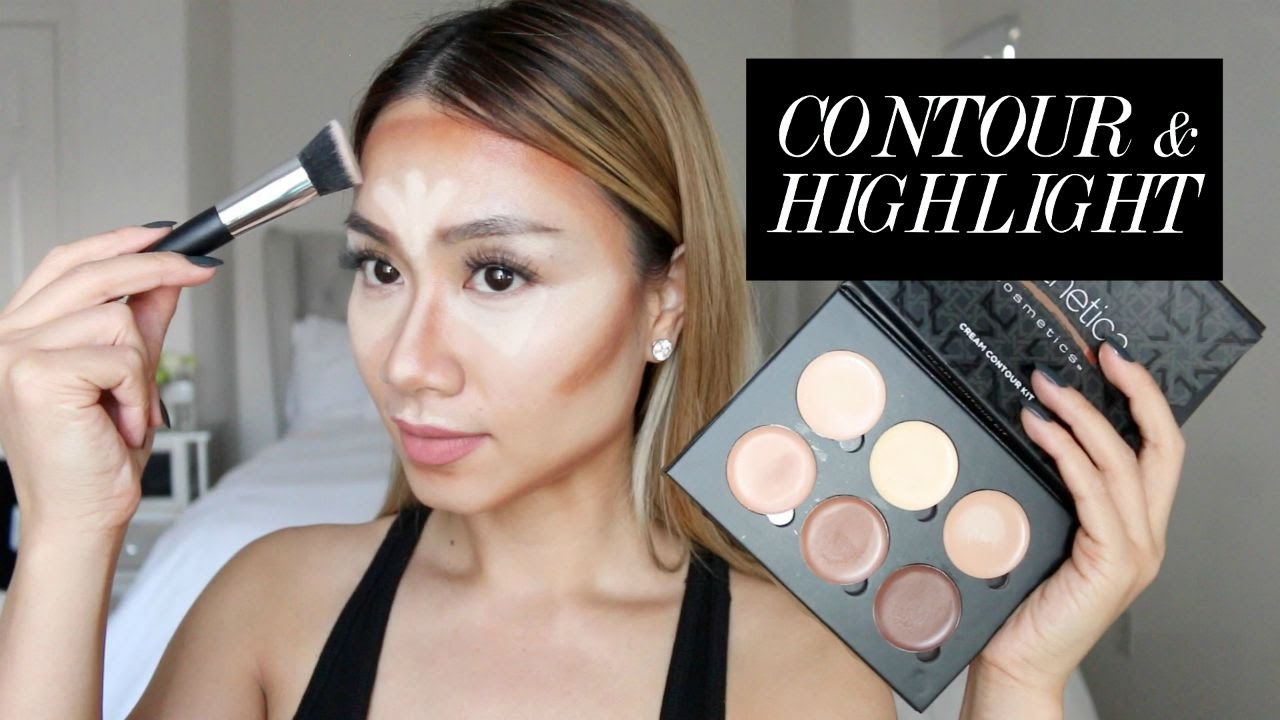 How To Contour & Highlight (natural Look)  Hausofcolor