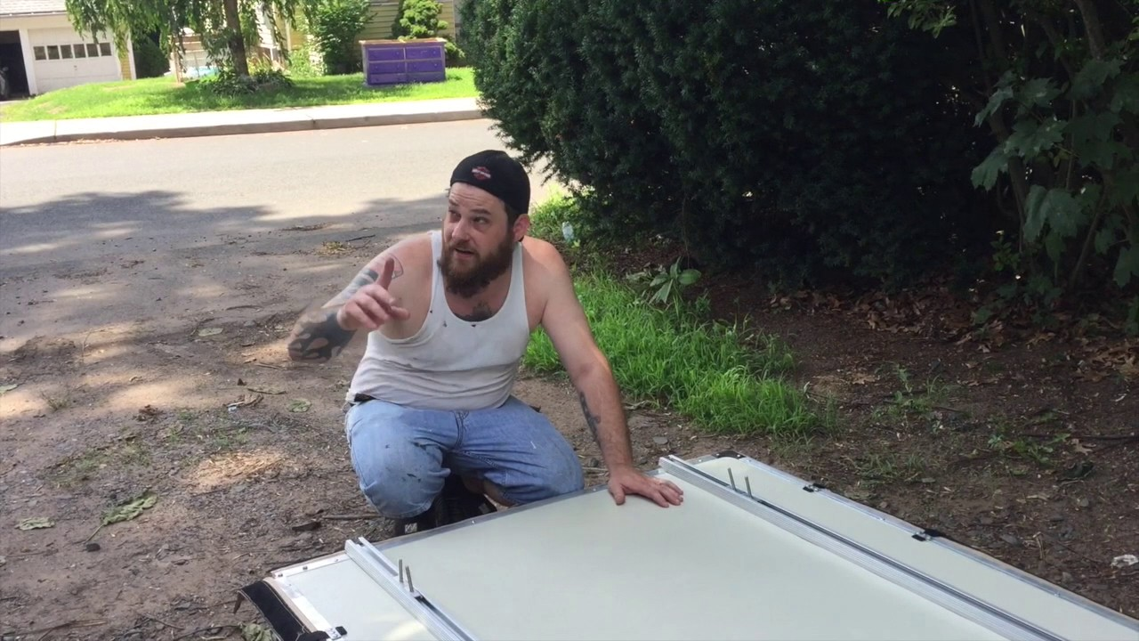 Smittybilt Overlander Xl Rooftop Tent Cargo Trailer