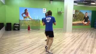 видео фитнес на ясеневой