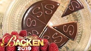 Saftiger Schokoladen-Kuchen: Fluffige Sacher-Torte | Aufgabe | Das große Backen 2019 | SAT.1