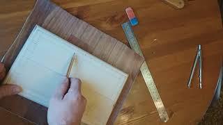 Урок геометрической резьбы для начинающих часть 2