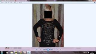 Обзор заказа с aliexpress - что пришло вместо платья