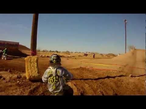 """avdra """"duel in the desert #16 vintage open age moto 1"""