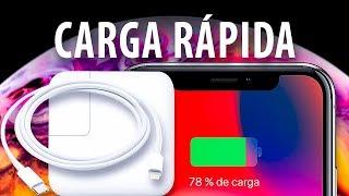 ¿Por qué Apple no incluye el cargador de carga rápida con los nuevos iPhone?