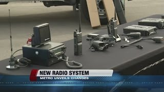Las Vegas police implementing new radio system for officers